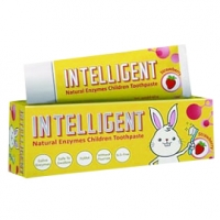 INTELLIGENT-兒童酵素牙膏(草莓優格口味)