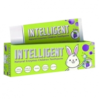 INTELLIGENT-兒童酵素牙膏(葡萄口味)