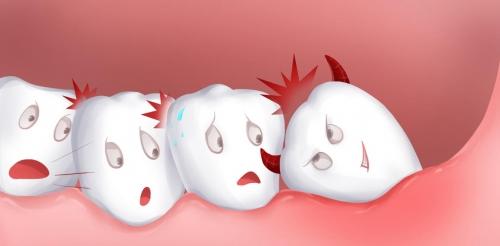 口腔潰瘍4大原因
