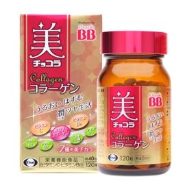 日本衛采-Chocola BB collagen 俏正美膠原錠