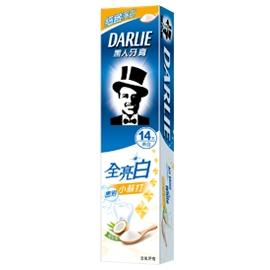 黑人-全亮白小蘇打牙膏