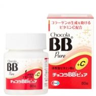 日本衛采-Chocola BB pure 俏正美糖衣錠(小)