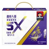 桂格-5X蟲草人蔘濃縮精華液