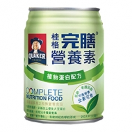 桂格完膳營養素-植物蛋白配方