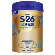 S-26金幼兒樂#3(小瓶-GOLD)